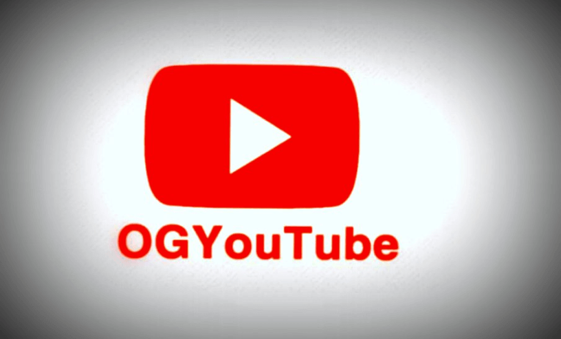 og youtube apk download 2018